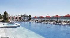 Four Seasons Istanbul at the Bosphorus (Istanbul, Turkey) Hotels In Istanbul Turkey, Hotel Istanbul, Hotel Pool, Hotel Spa, Hotels And Resorts, Best Hotels, Resort Villa, Luxury Spa, Turkey Travel