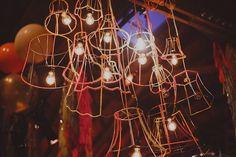 light idea, shade frame, lamp shade, barn weddings, lighting ideas