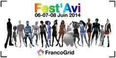 Fest'Avi opening