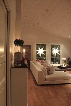 Jul i stuen :) - Lindevegen