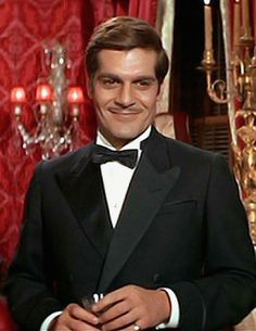 Omar Sharif - fell in love with him in Lawrence of Arabia, even more in love in Dr Zhivago and don't even get me started on how good he looked in Funny Girl!