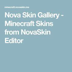 Nova Skin Gallery - Minecraft Skins from NovaSkin Editor Pumpkin Stem, Pumpkin Faces, Horse Armor, Nova Skin Gallery, Minecraft Skins, Editing Pictures, Editor, Craftsman, Style