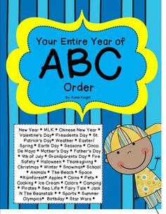 "ABC Order""width="