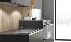 Cromatika è il sistema di cucine componibili che unisce concretezza ...
