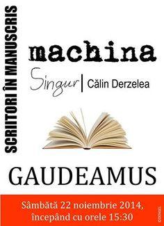 Cititor de Proza: cu prietenii la Gaudeamus 2014!