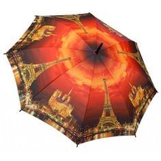 city collection paris city of lights full length umbrella