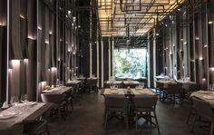 Taiyo (Milan, Italy), Lighting | Restaurant & Bar Design Awards