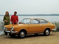 FIAT 850 COUPE'