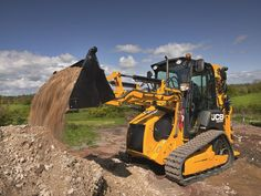 JCB Launches ICXT Compact Backhoe Loader in North America