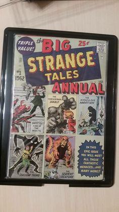 Strange Tales, The Martian, Miraculous, Creatures, Mars