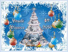 vánoční přání - přáníčka 027 Christmas Bulbs, Merry Christmas, Christmas Gifts, Holiday Decor, Merry Little Christmas, Xmas Gifts, Christmas Presents, Christmas Light Bulbs, Wish You Merry Christmas