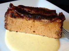 Banana Cajeta Upside Down Cake. #recipe
