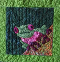 Baby's custom HEIRLOOM QUILT: Quilts for babies with intricate quilting, modern patterns, bright colors,  appliqué or pieced tops