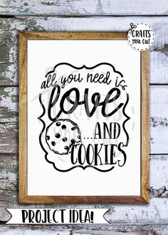 Download Nothing says home like the smell of baking, kitchen quote ...