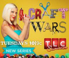 #CraftWars #TLC #ToriSpelling