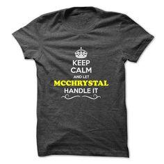 cool MCCHRYSTAL Sweatshirt - I Love MCCHRYSTAL Tshirt