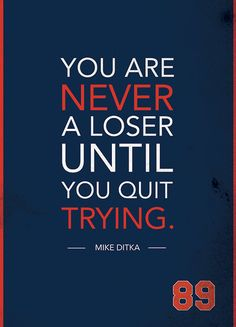 ''Mike Ditka Quote on Print. See more at www.finesportsprints.com #ditka #sportsquote #bears''