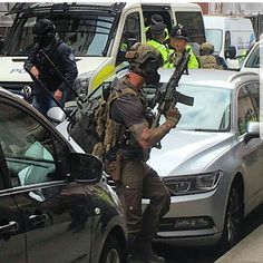 SAS in Manchester