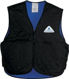 8b3d19d9be8f7 TechNiche Hyperkewl Sport Cooling Vests - Zip Front Motorcycle Vest