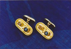 Byzantine Gold, Cufflinks, Artisan, Accessories, Craftsman, Wedding Cufflinks, Jewelry Accessories