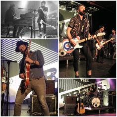 The Trews' show in Waterloo, ON, on May 17/18 was an absolutely incredible show that blew our faces off. Photos by us.