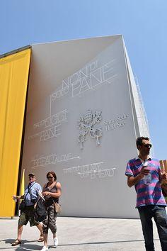Holy See pavilion at Expo Milan 2015 #raiexpo #expo2015 #italy #milan #worldsfair #architecture #holysee #pavilion #vatican
