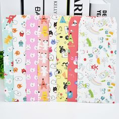 Cheap paper bag envelopes, Buy Quality paper envelope pattern directly from China paper screw Suppliers: 5 pcs/lot (1 bag) Cute Cartoon Kawaii Paper Colorful Envelope for Gift Baby Korean Stationery Wholesale Free shipping 260