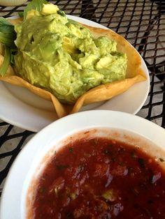 レシピとお料理がひらめくSnapDish - 5件のもぐもぐ - Guacamole & Salsa by David Armond