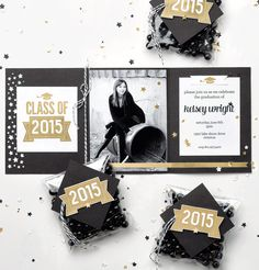 Wish your graduate well with the Class of 2015 stamp. Make their announcements, party favors and so much more to make their big day special.
