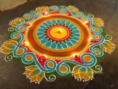 Latest Rangoli Designs for Diwali Browse over Ideas & Images on rangoli design for Diwali festival. Diwali is never complete without rangoli colours.