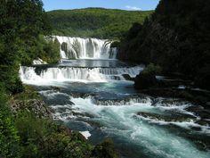 River una, Bosnia