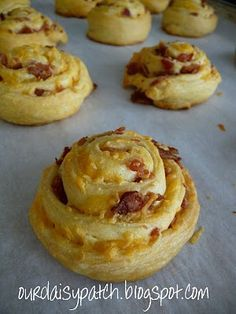 Cheesy Bacon Breakfast Bites