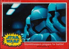 The new Stormtroopers.