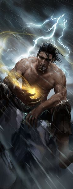 The Way Of Kings Kaladin by zippo514.deviantart.com on @deviantART  #TheWayofKings Best character in the tnire series