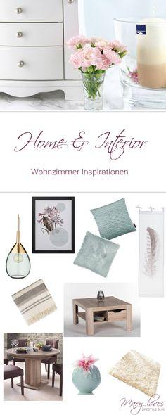 [Editor's Picks] Wohnzimmer Inspirationen - Einrichtungsideen für Wohn- und Essbereich - Dekoration im Wohnzimmer - Gestalltung des Wohnraumes