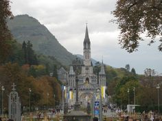 Lourdes Lourdes Grotto, Robert Jordan, Reaching Goals, The Hague, Blessed Virgin Mary, Barcelona Cathedral, Catholic, Destinations, To Go