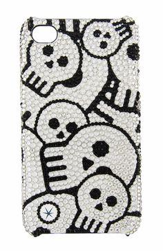 Capa Multi Skull com SWAROVSKI ELEMENTS  por USH