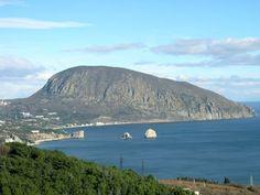 Bear Mountain , Gurzuf, Crimea