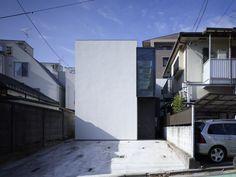 Roji House / airscape architects studio #japanese #house #japan