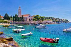 10 Reasons You Need to Visit Croatia's Dalmatian Coast - TouristFeeds Croatia Island Hopping, Hvar Island, Palawan Island, Visit Croatia, Croatia Travel, Secret Places In London, Croatian Islands, Voyage Bali, Bali Travel Guide