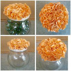 Polymer Clay Carnation