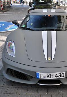 Ferrari 430 Scuderia stone color