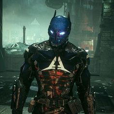 The Arkham Knight #imbatman #gaming