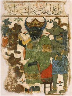 Very Good Almighty Allah Destroyed Evil Spirits Iblis Jinn