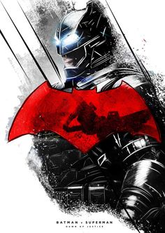 Batman v Superman Posters (with homage to The Dark Knight Returns) by Binz Tamang Batman Vs Superman, Batman Art, Batman Wallpaper, Wallpaper Wallpapers, Iphone Wallpapers, Marvel Dc, Star Trek, Dawn Of Justice, Batman Universe