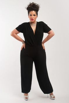 Plus size jumpsuits Spring 2013