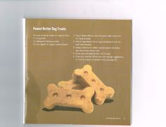 Peanut Butter bone