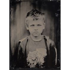 Modern photographs via Victorian equipment and processes