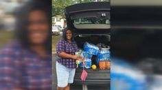 Virginia Woman Using Coupons to Help Feed 30K People by Her 30th Birthday #goodnews #dogood