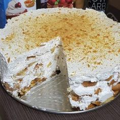Méteres kalács szelet Diabetic Recipes, Diet Recipes, Cooking Recipes, Hungarian Desserts, Vanilla Cake, Oreo, Food And Drink, Cukor, Foods